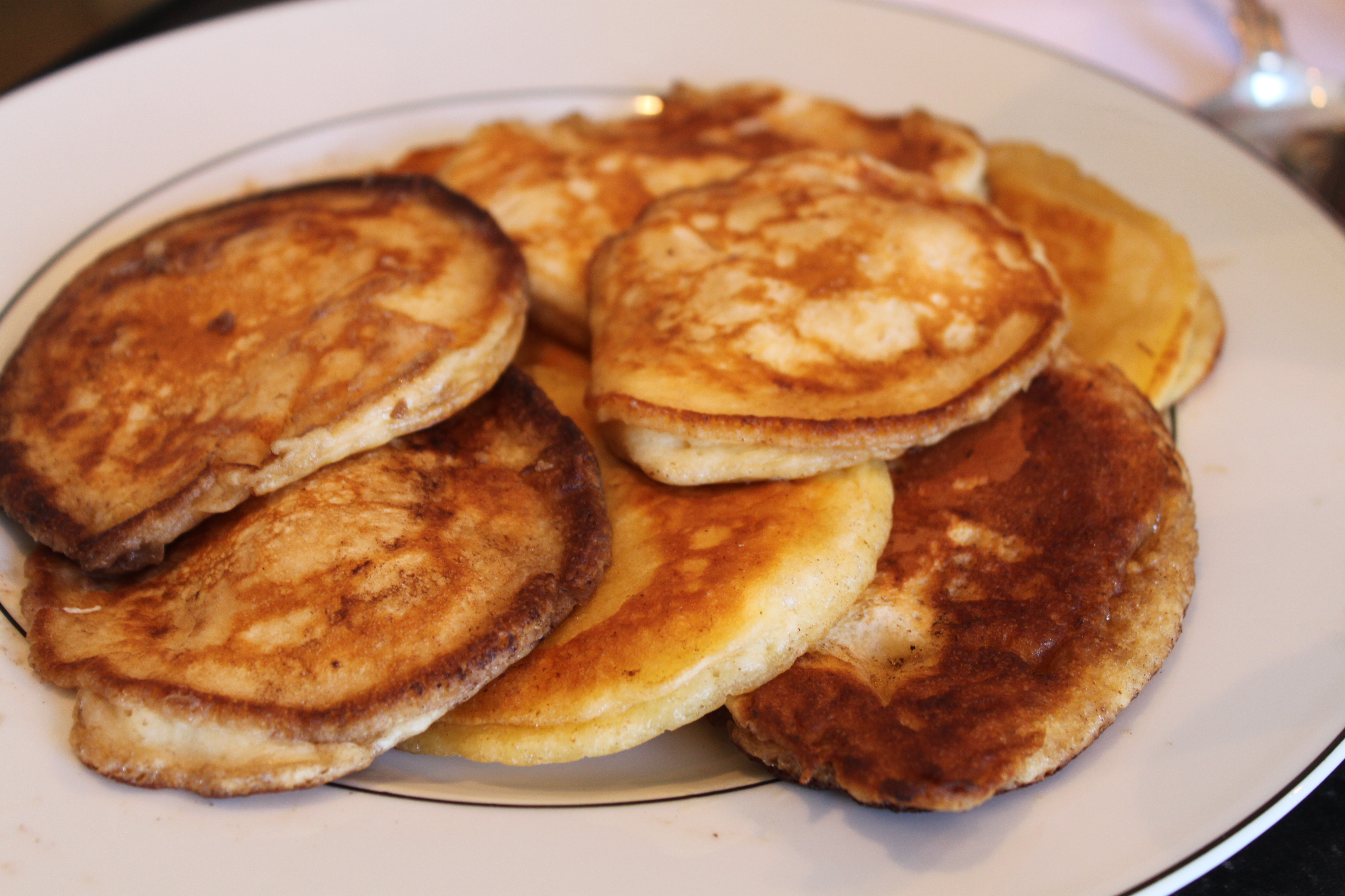 American breakfast pancakes | The Food Archive
